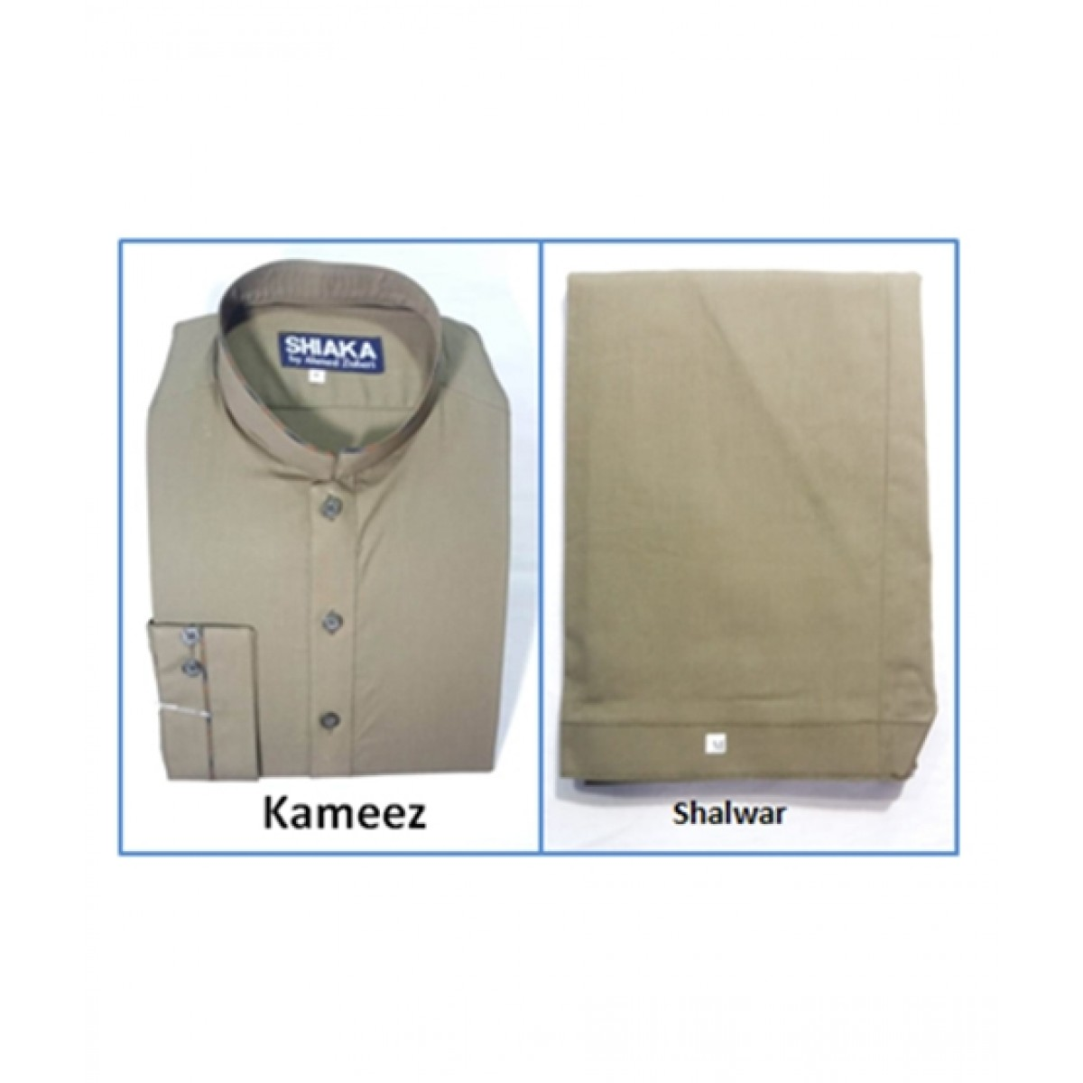 Shiaka Shalwar Kameez For Men (0003)