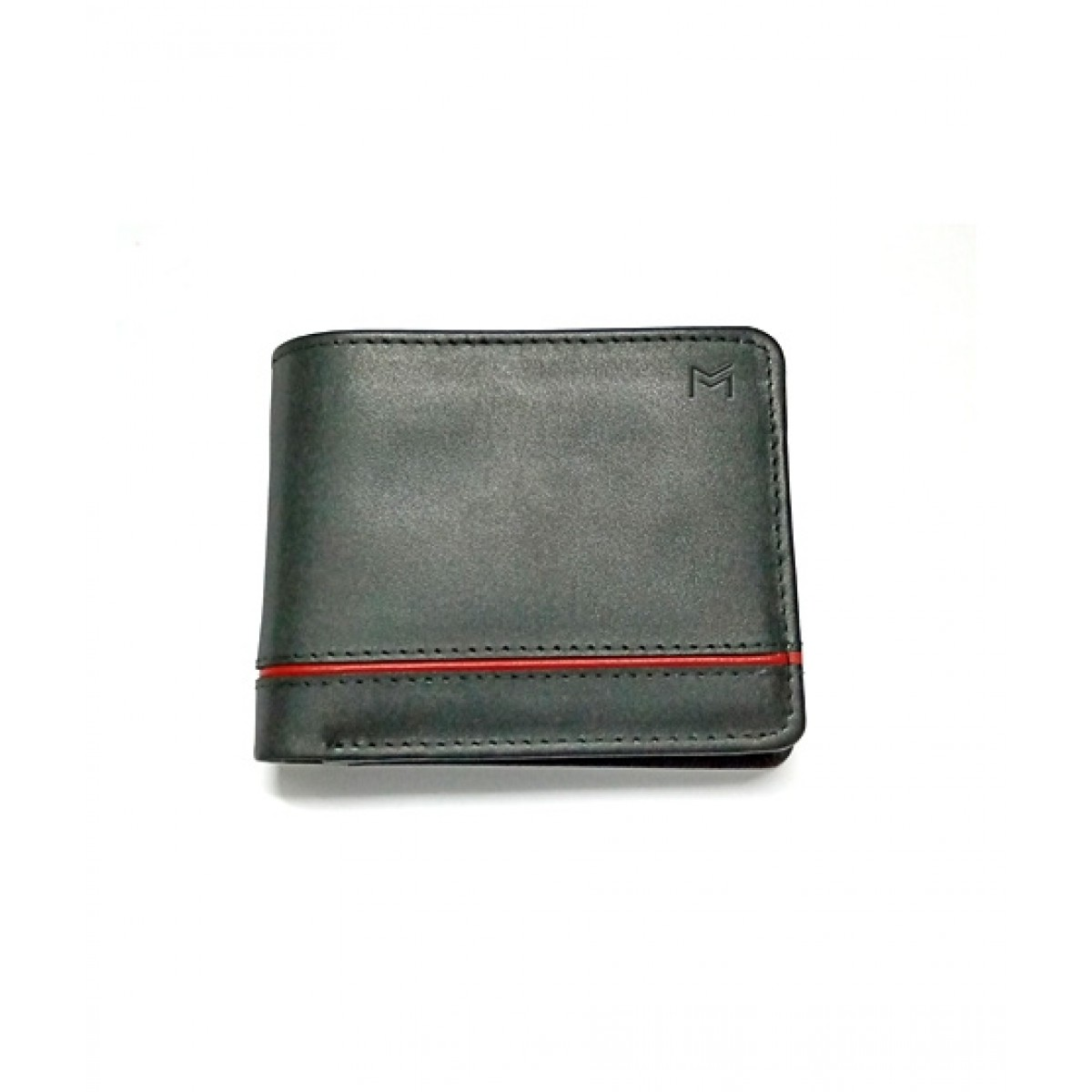 ShopCube Leather Wallet For Men Black