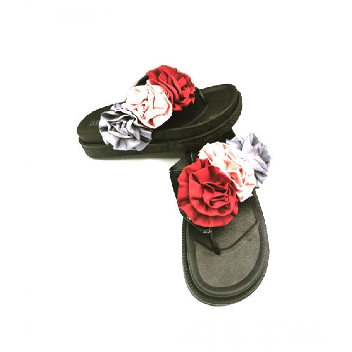 Shoppinggaardi Floral Flip flop For Women (SG-BE2)