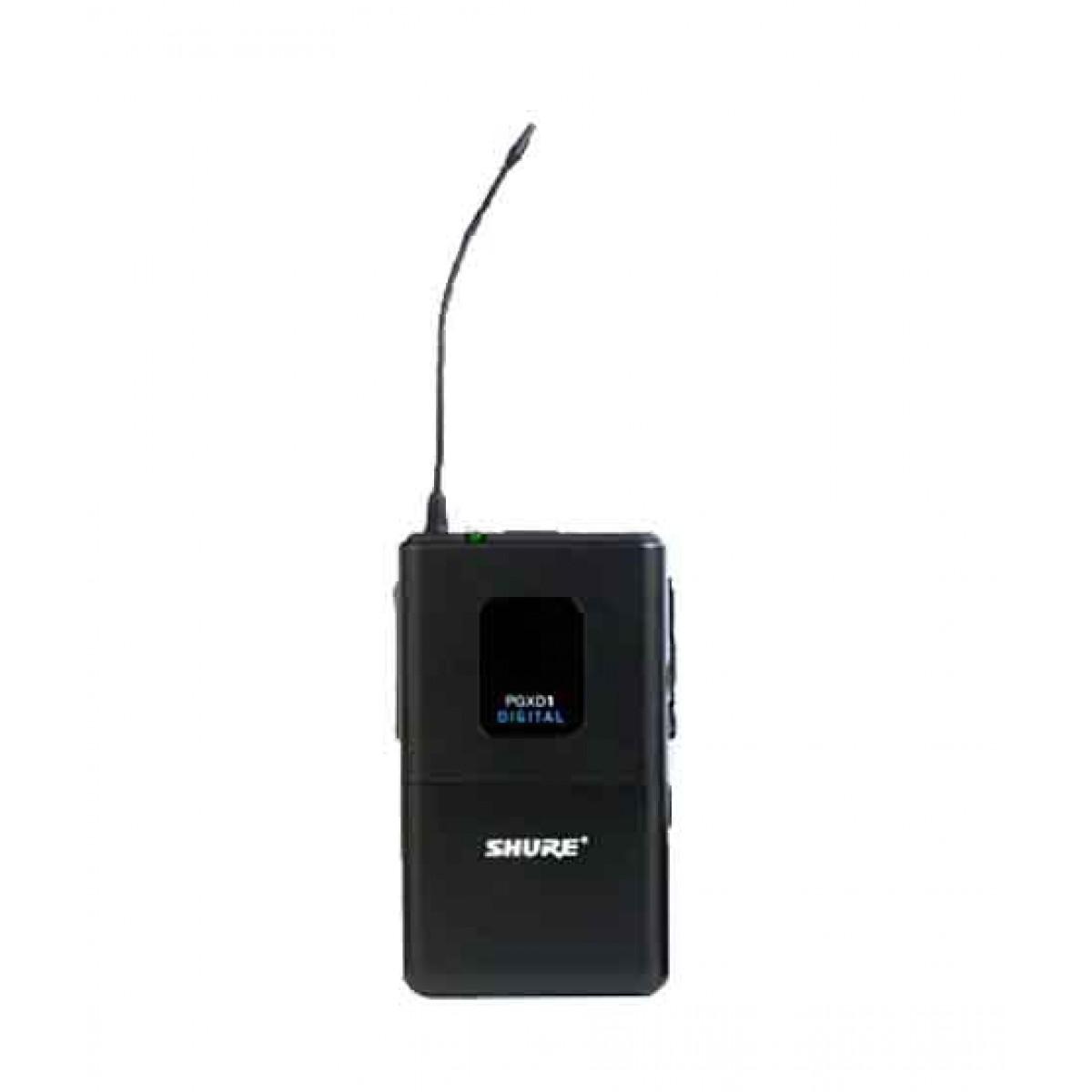 Shure Bodypack Transmitter (PGXD1)