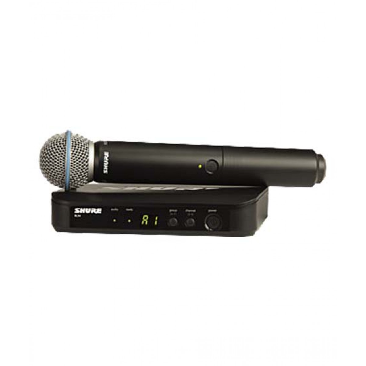 Shure Handheld Wireless System (BLX24/B58)