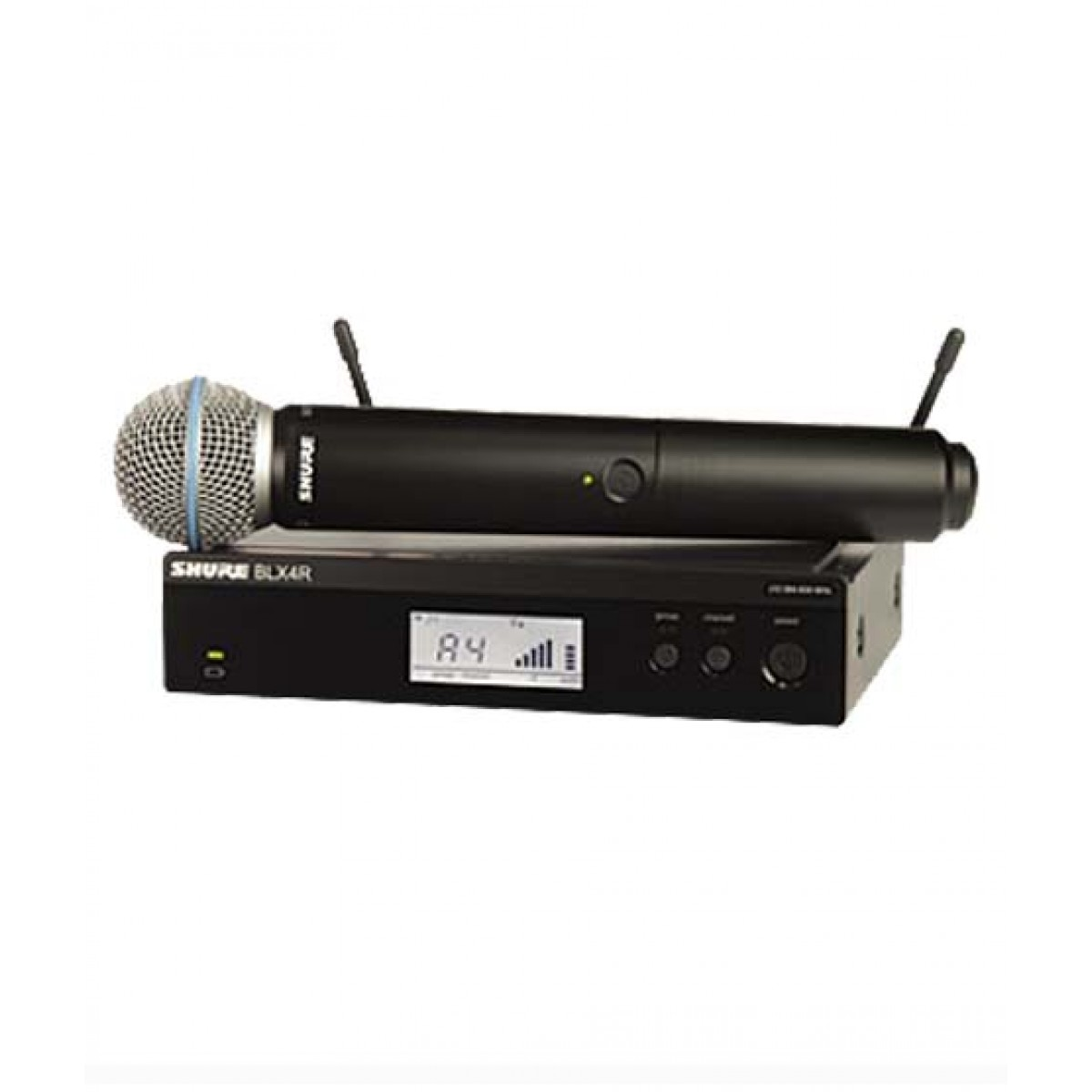 Shure Handheld Wireless System (BLX24R/B58)