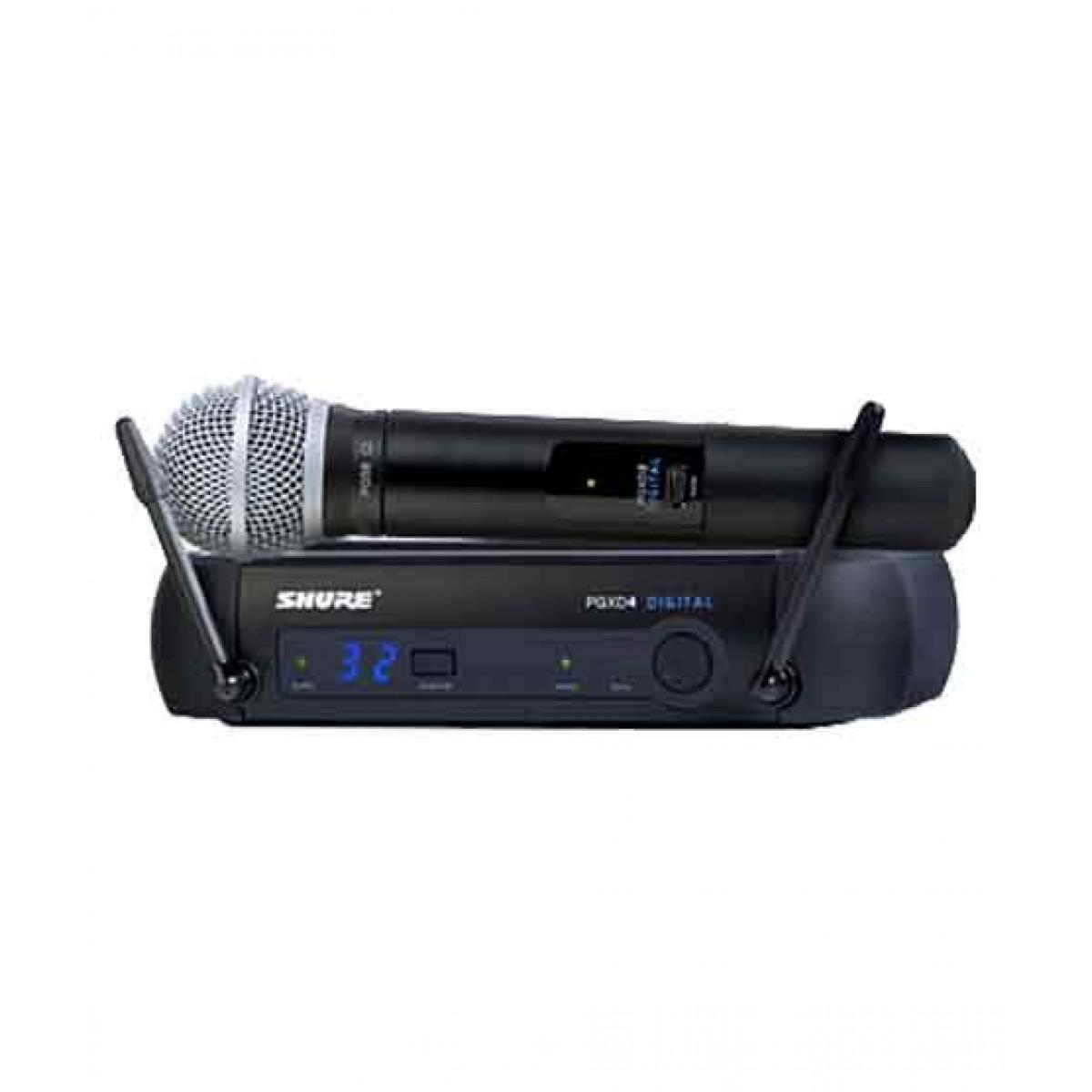 Shure Handheld Wireless System (PGXD24/SM86)
