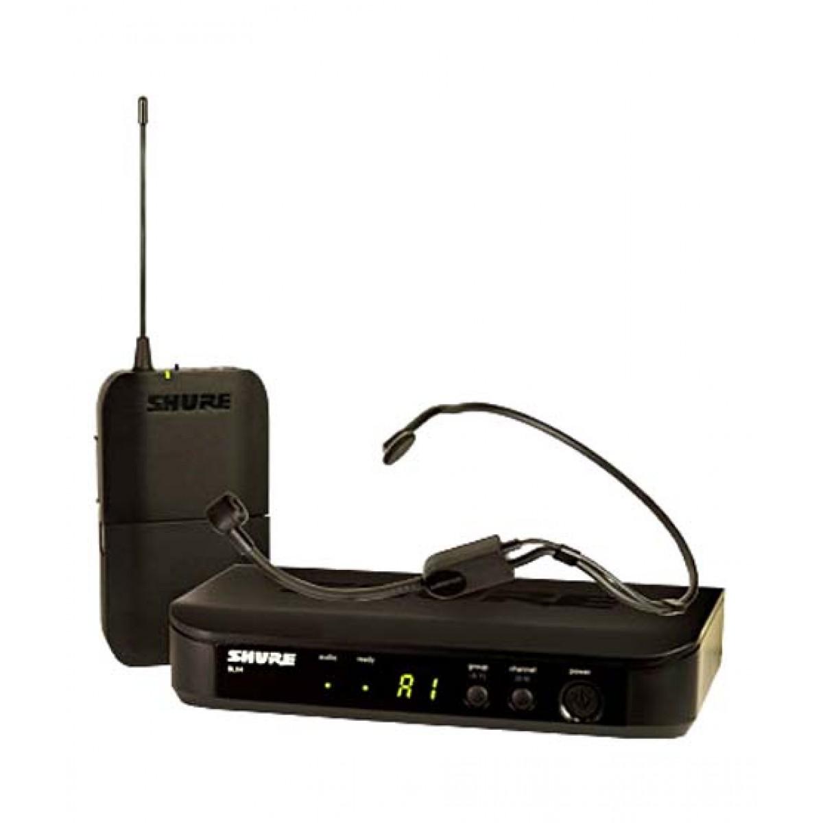 Shure Headworn Wireless System (BLX14/P31)