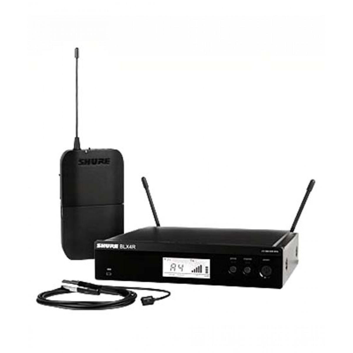 Shure Lavalier Wireless System (BLX14R/W93)