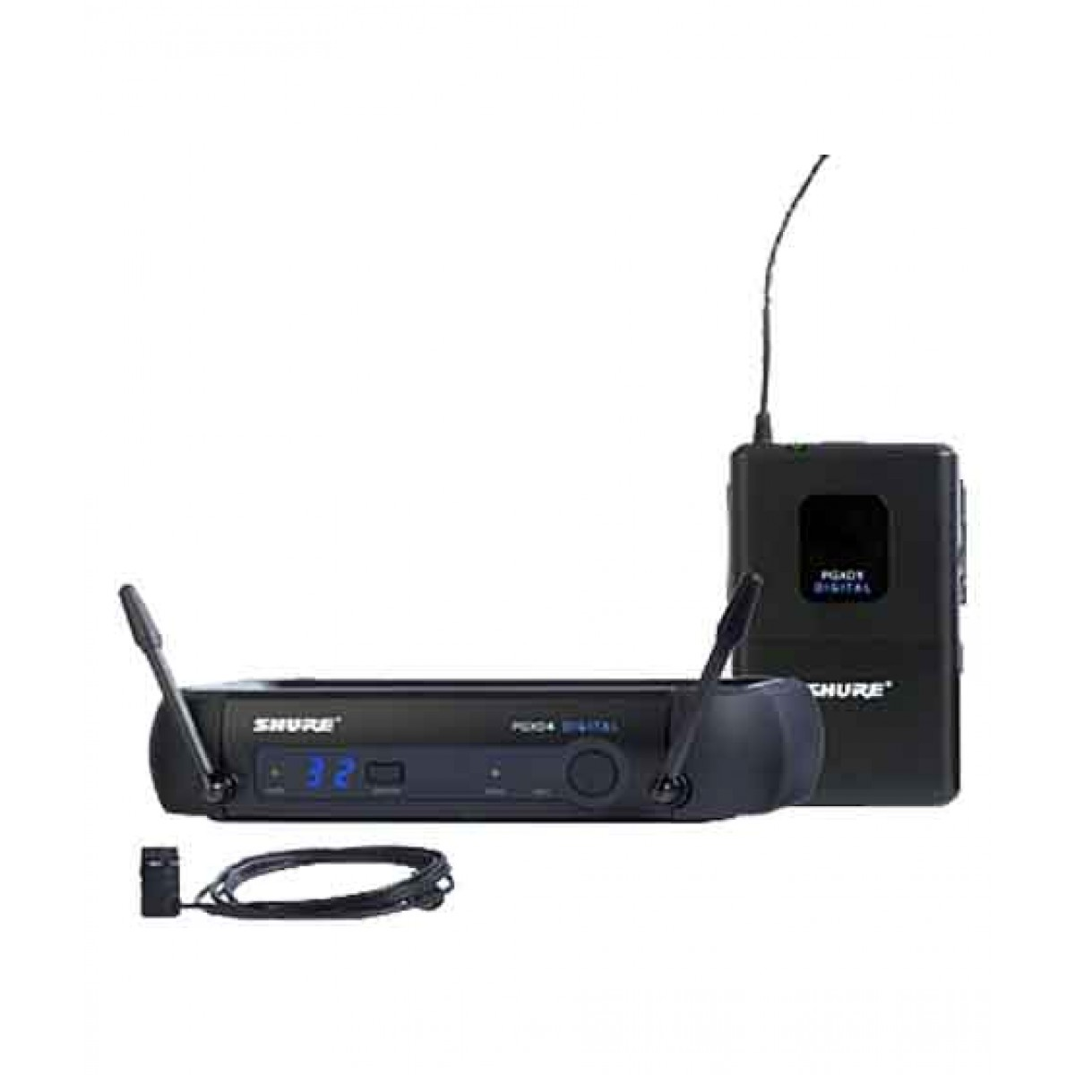 Shure Lavalier Wireless System (PGXD14/85)