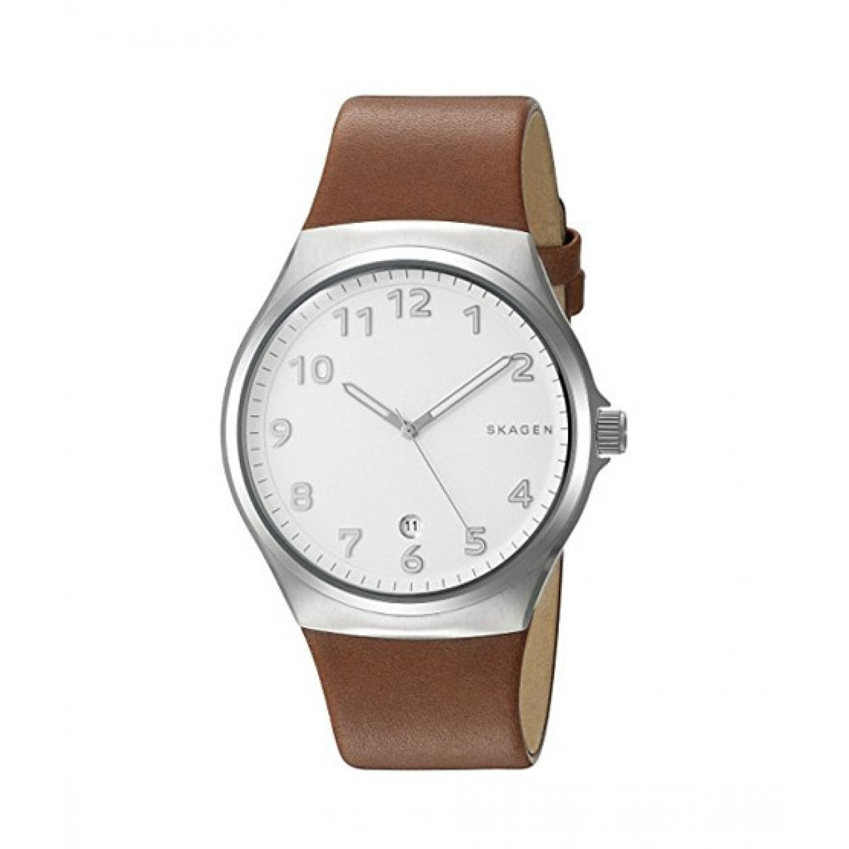 Skagen Sundby Men's Watch Brown (SKW6269)