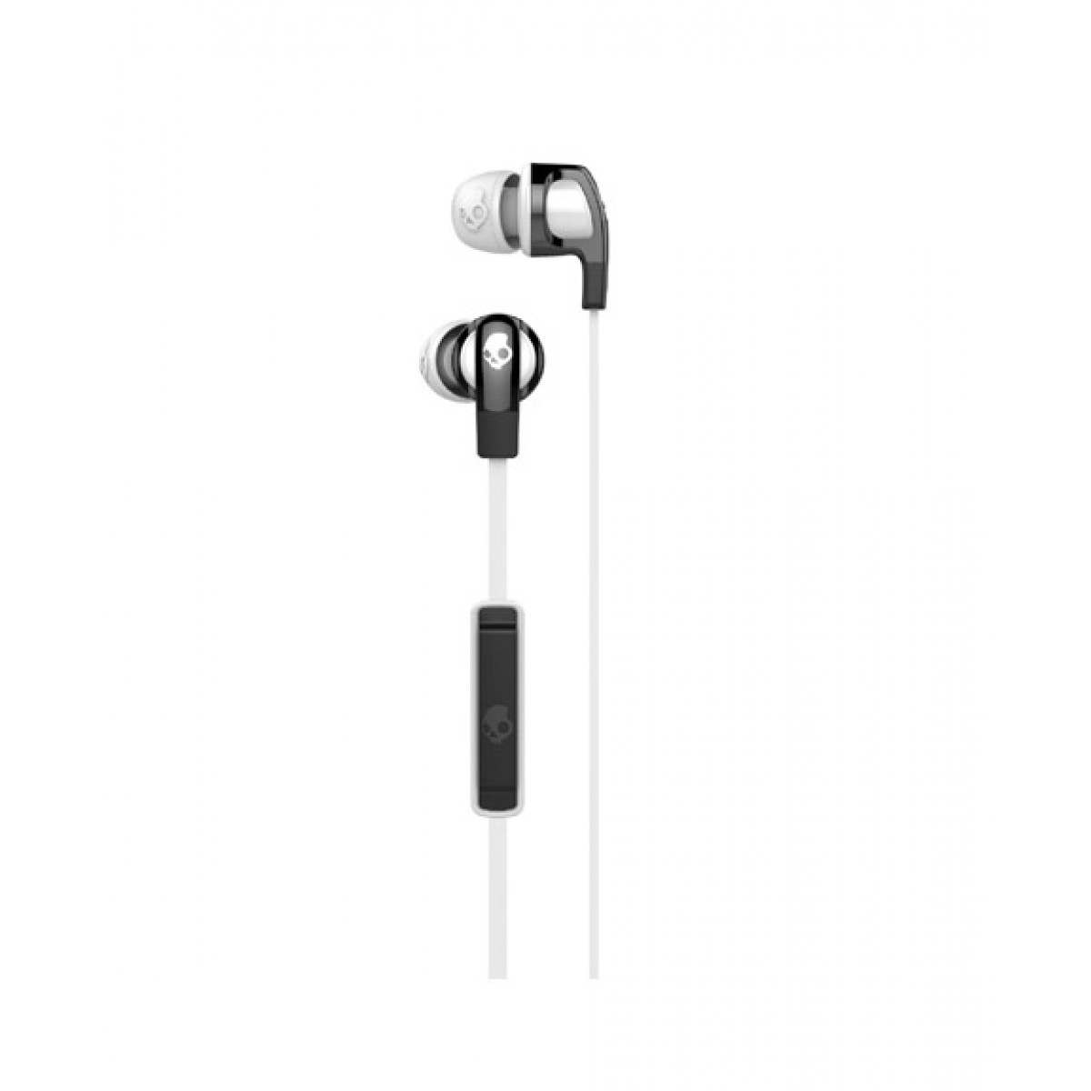 f0b97e69e19 Skullcandy Smokin Buds 2 In-Ear Headphones with Mic Black/White  (S2PGFY-328) Price in Pakistan | BuySkullcandy Smokin Buds 2 In-Ear  Headphones with Mic ...