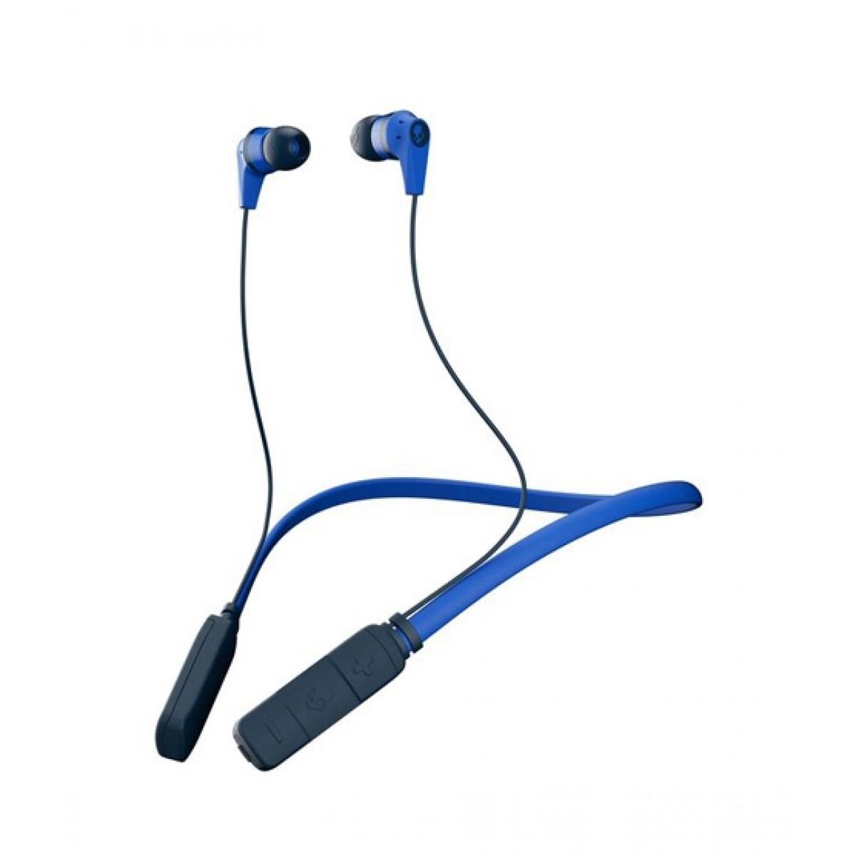 Skullcandy INK'D Wireless In-Ear Headphones with Mic Royal/Navy (S2IKW-J569)