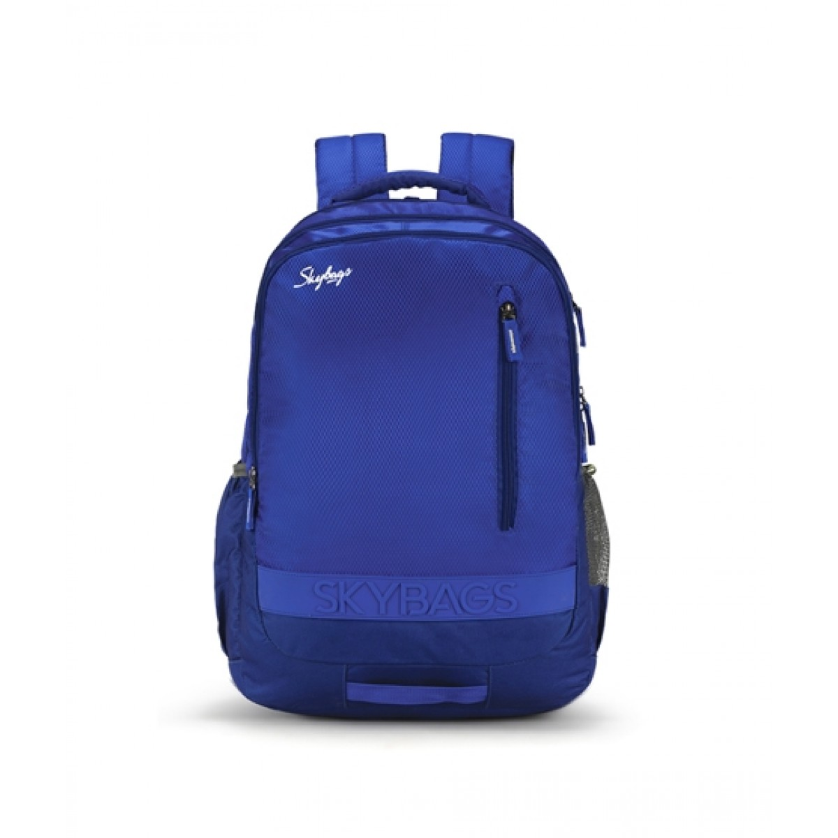 Skybags Extra 02 School Backpack Blue