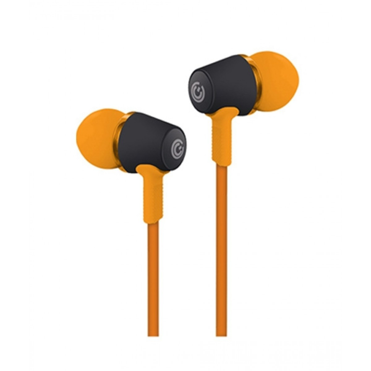 SonicGear AirPlug 200 Neo In-Ear Headphones Orange