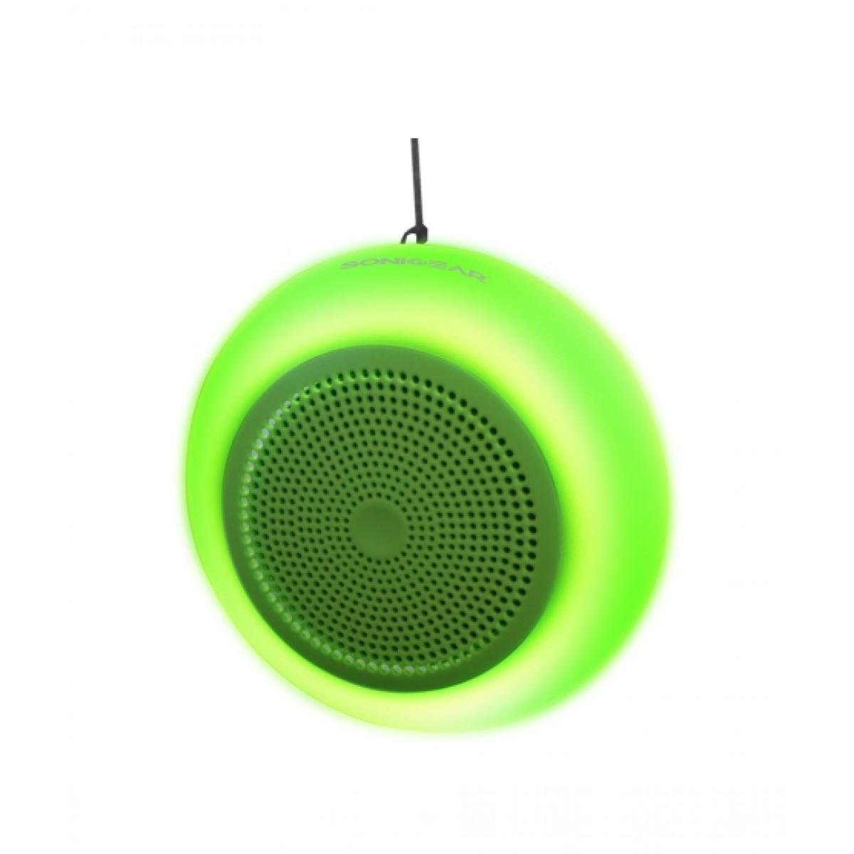 SonicGear Pandora Lumo 2 Bluetooth Wireless Speakers Green