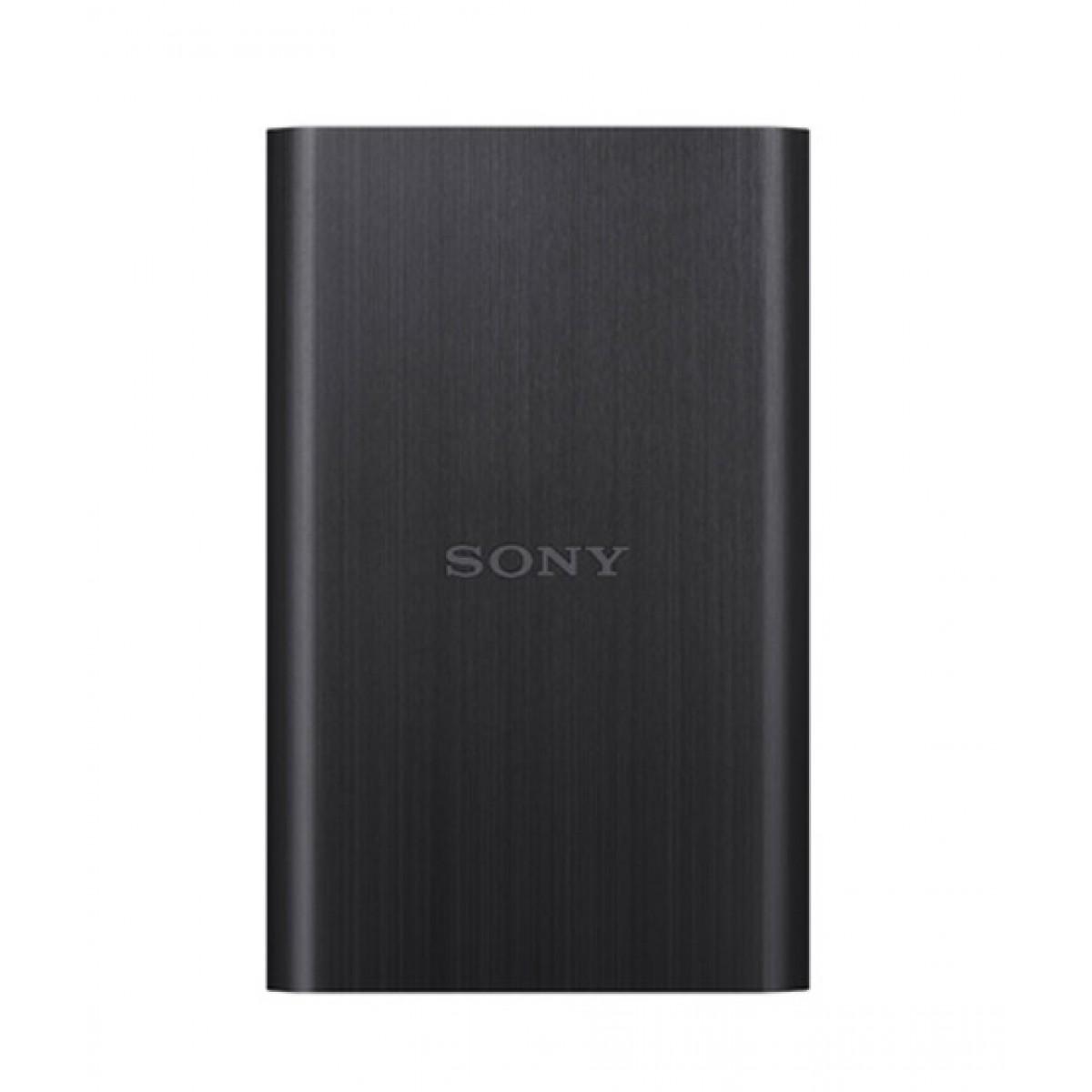 Sony 500GB Standard External Hard Drive (HD-EG5)