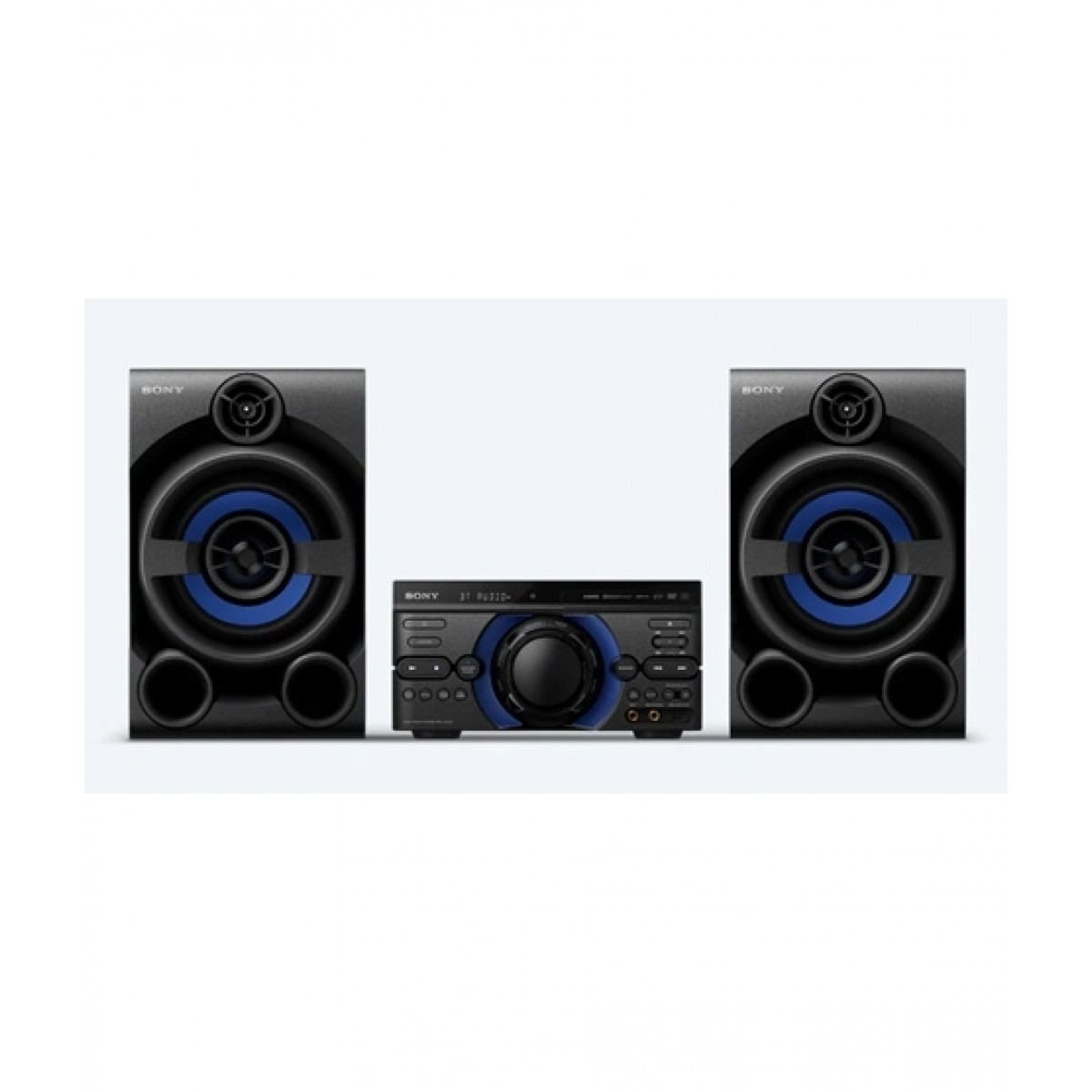 Sony High Power Audio System with DVD (MHC-M40D)