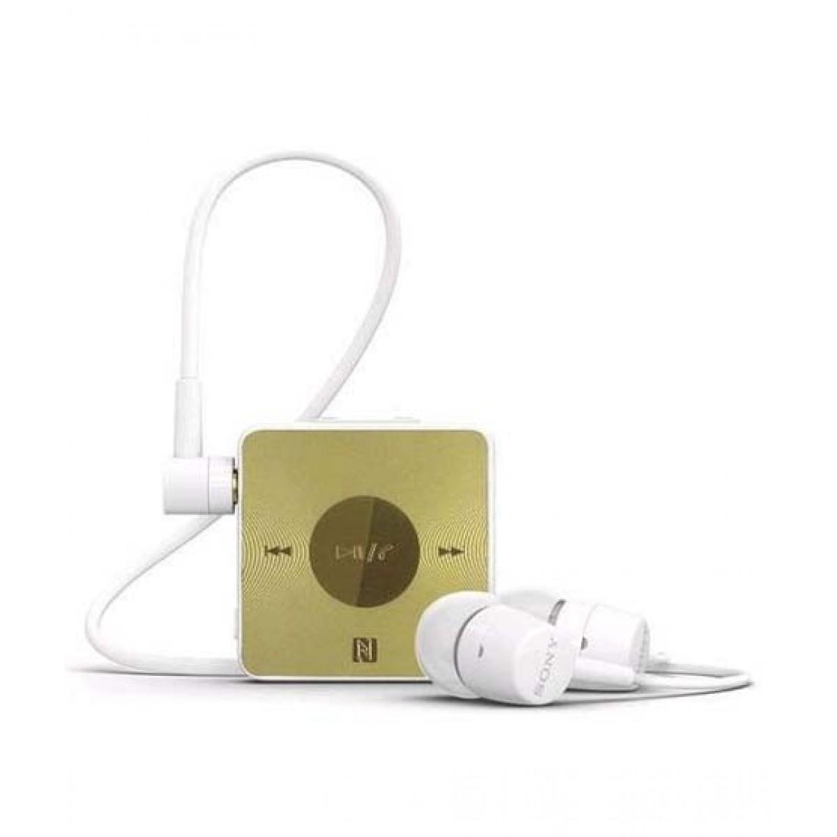 15cb793c918 Sony Stereo Bluetooth Headset Price in Pakistan | Buy Sony Stereo Bluetooth  Headset White Gold (SBH20) | iShopping.pk