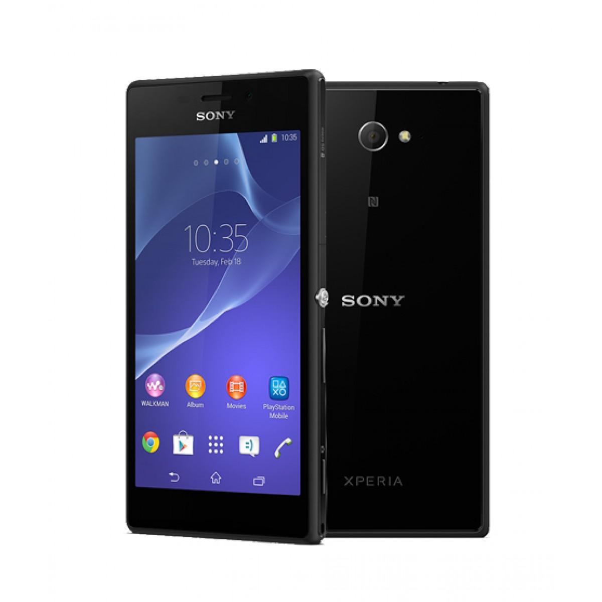 Sony Xperia M2 4G Black (D2302)