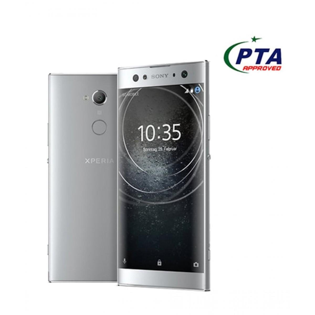 Sony Xperia XA2 Ultra 32GB Dual Sim Silver - Official Warranty