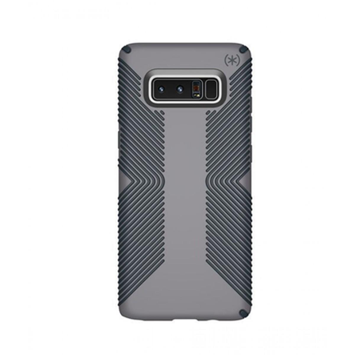 wholesale dealer d3771 4bedc Speck Presidio Grip Graphite/Charcoal Grey Case For Galaxy Note 8
