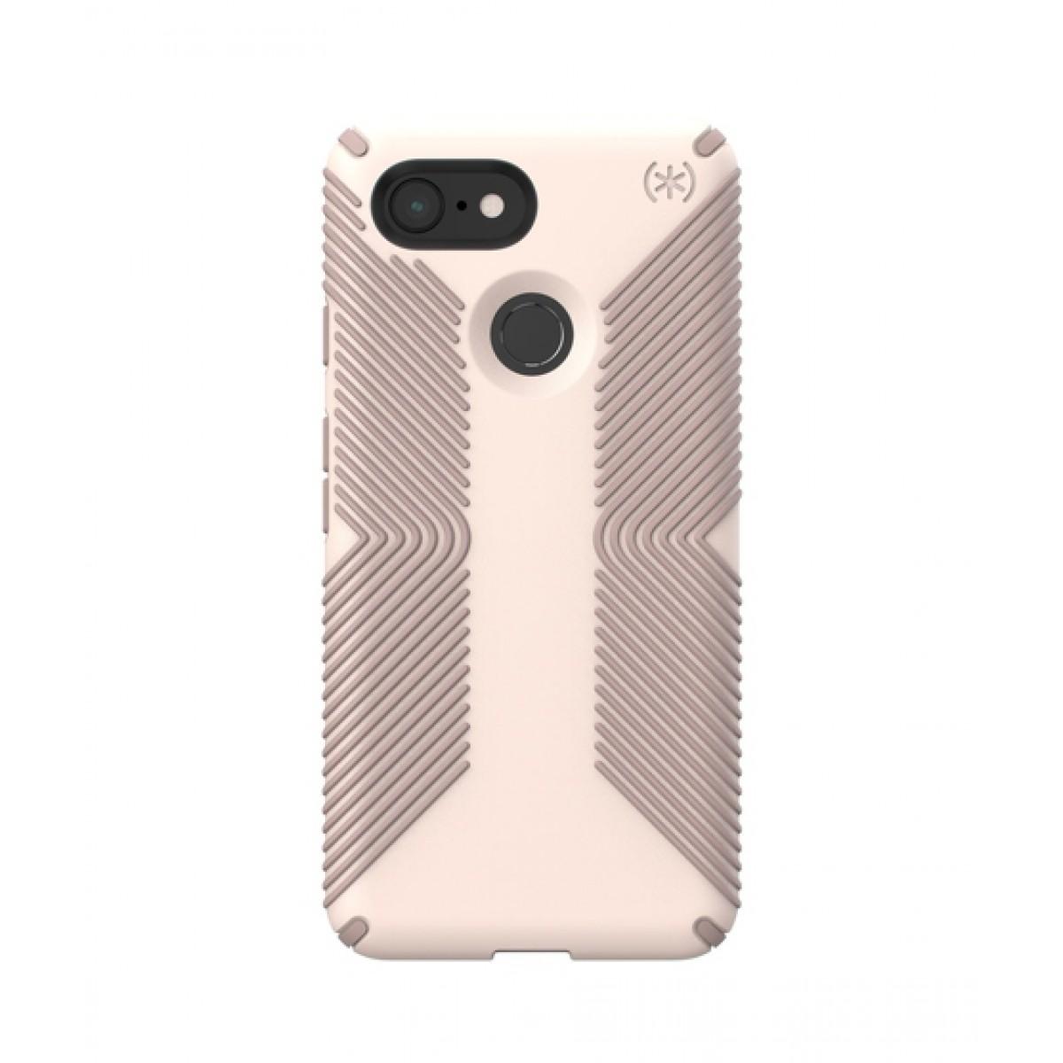 innovative design 215bb 9b12b Speck Presidio Grip Rose Pink Case For Google Pixel 3 XL