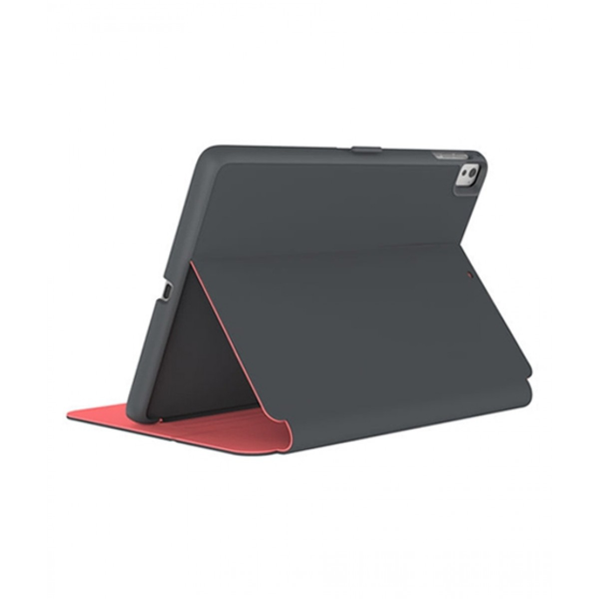big sale 89d30 bc640 Speck StyleFolio Slate Grey/Warning Orange Case For iPad Pro 9.7