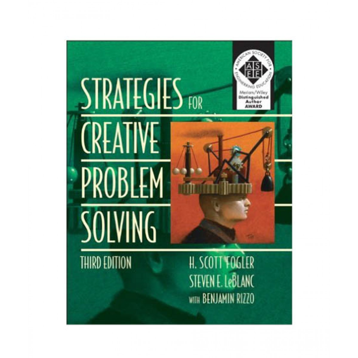Strategies For Creative Problem Solving Book 3rd Edition