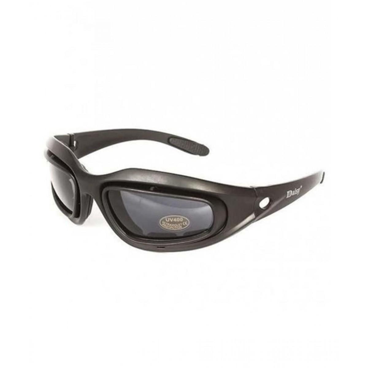 SYC Polarized Army Goggles 4 Lens Kit