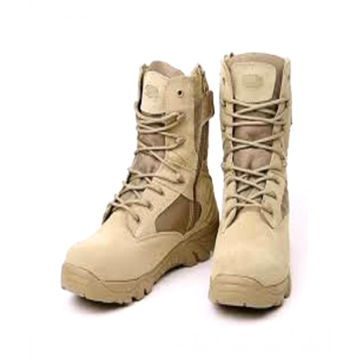 SYC Trekking Army Delta Boots For Men Brown