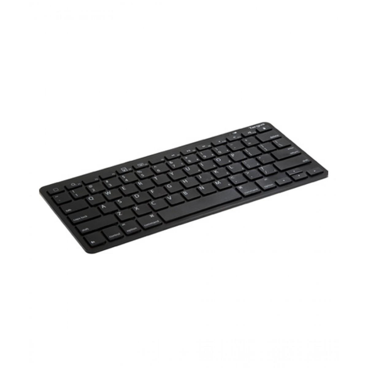 Targus Bluetooth Keyboard For Tablets Black (AKB33US)