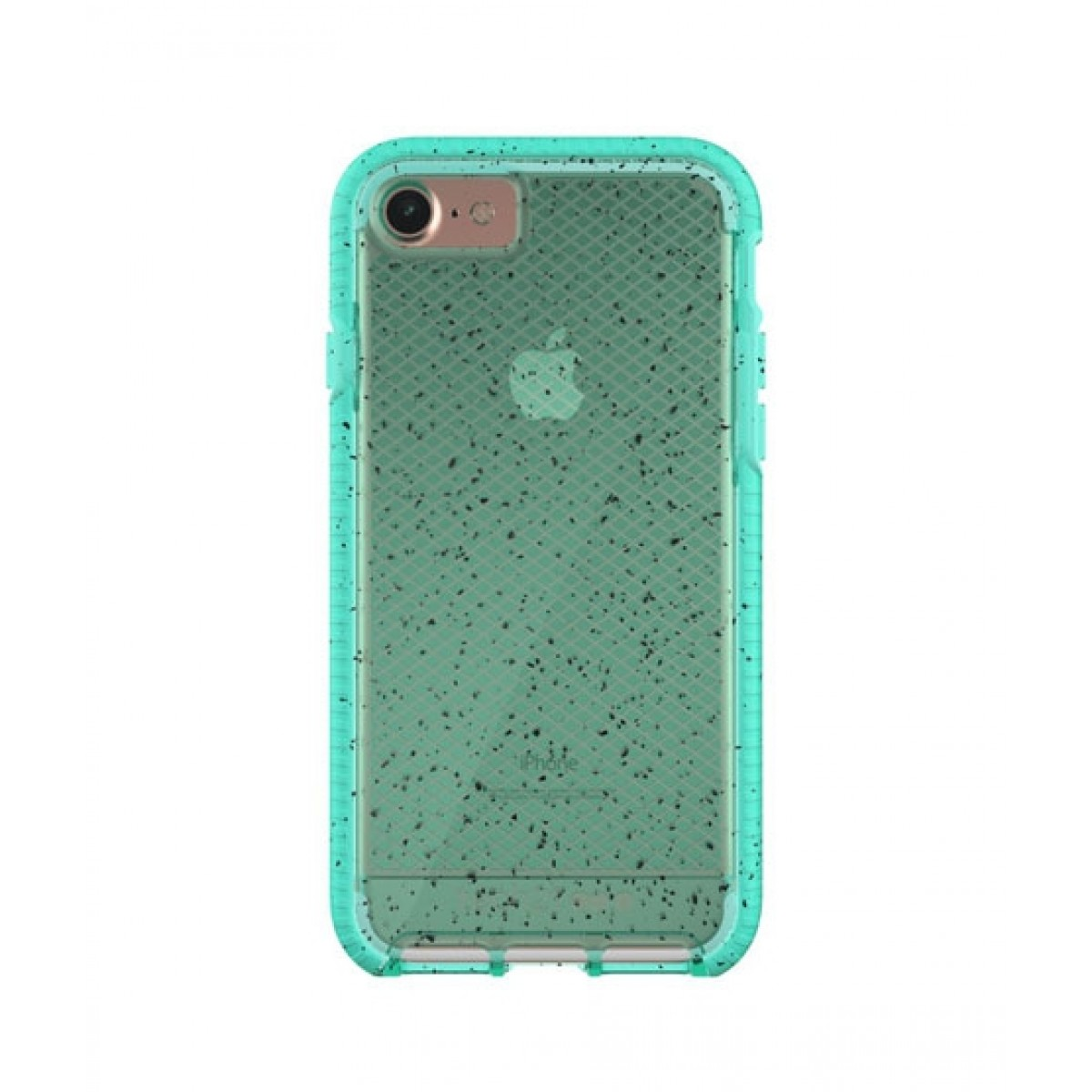 best website 53efb f77f7 Tech21 Evo Check Active Edition Turquoise Case For iPhone 8