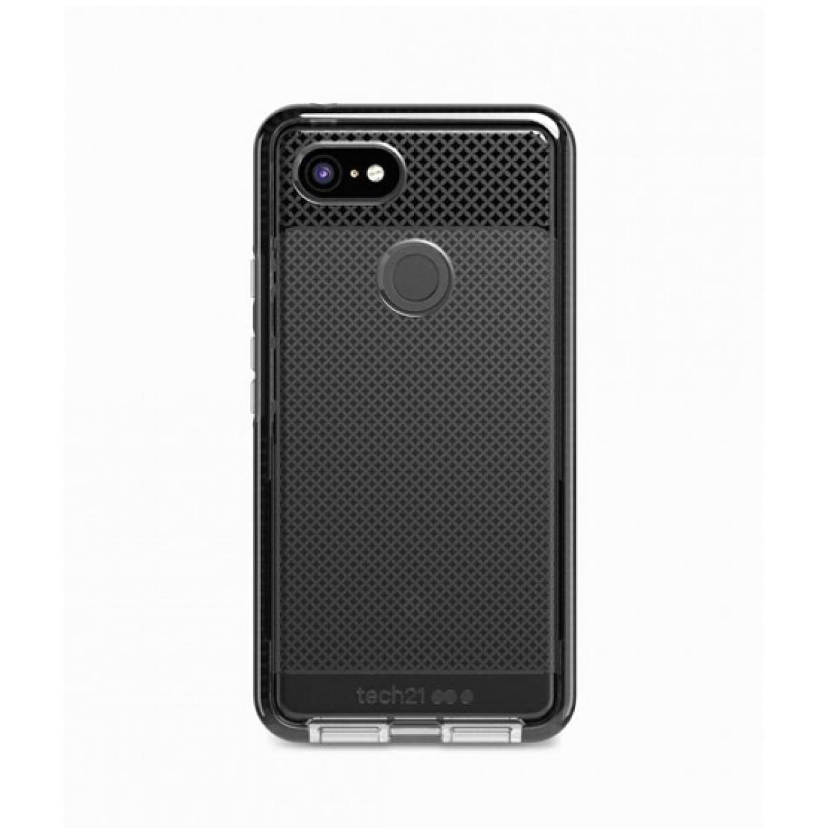 low priced f6a1b 9449c Tech21 Evo Check Smokey Black Case For Google Pixel 3 XL