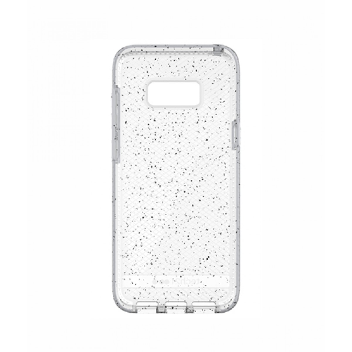 detailed look 68bd2 e4b61 Tech21 Evo Check Active Edition Clear/White Case For Galaxy S8+