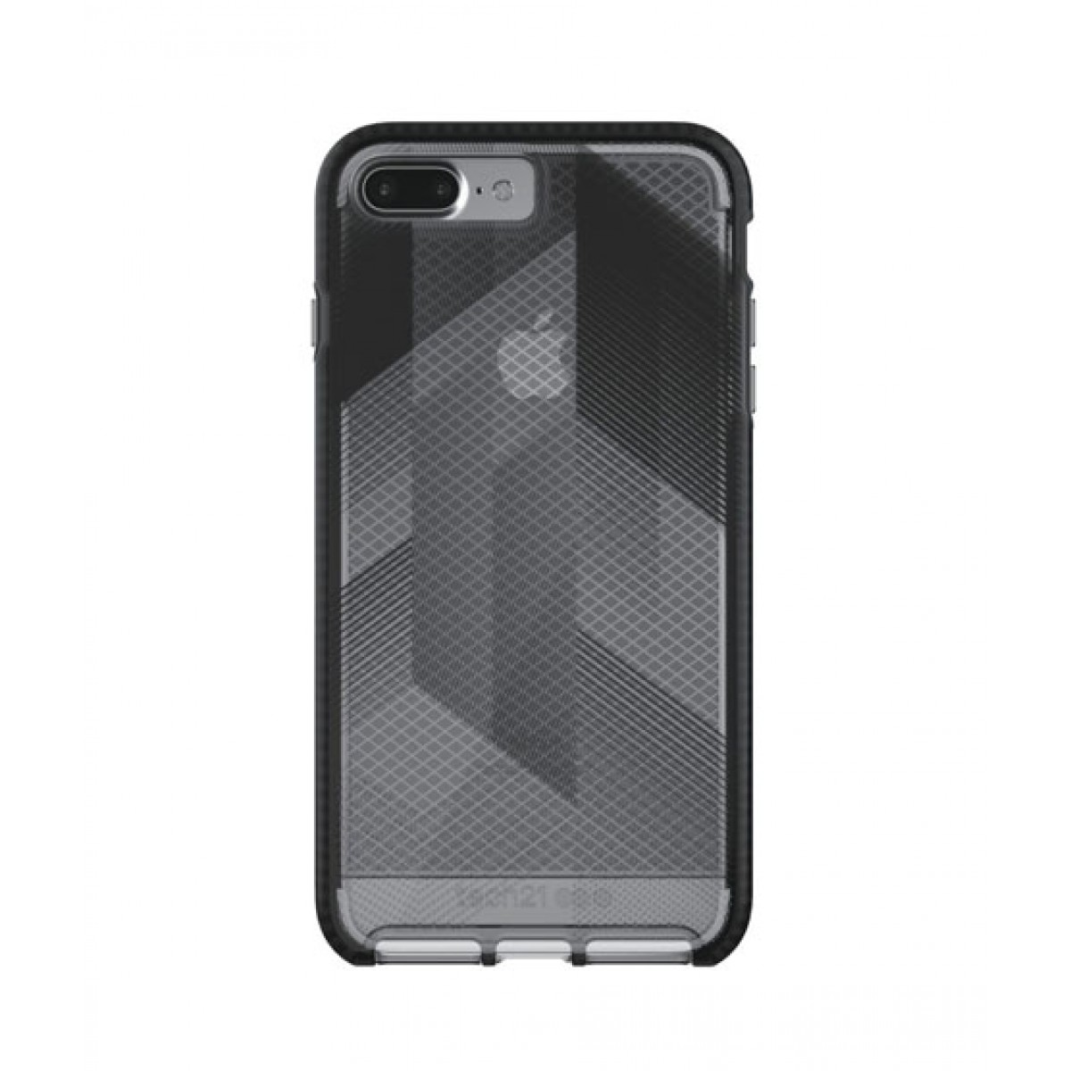 pretty nice 52b52 fca3a Tech21 Evo Check Urban Edition Smokey/Black Case For iPhone 8 Plus