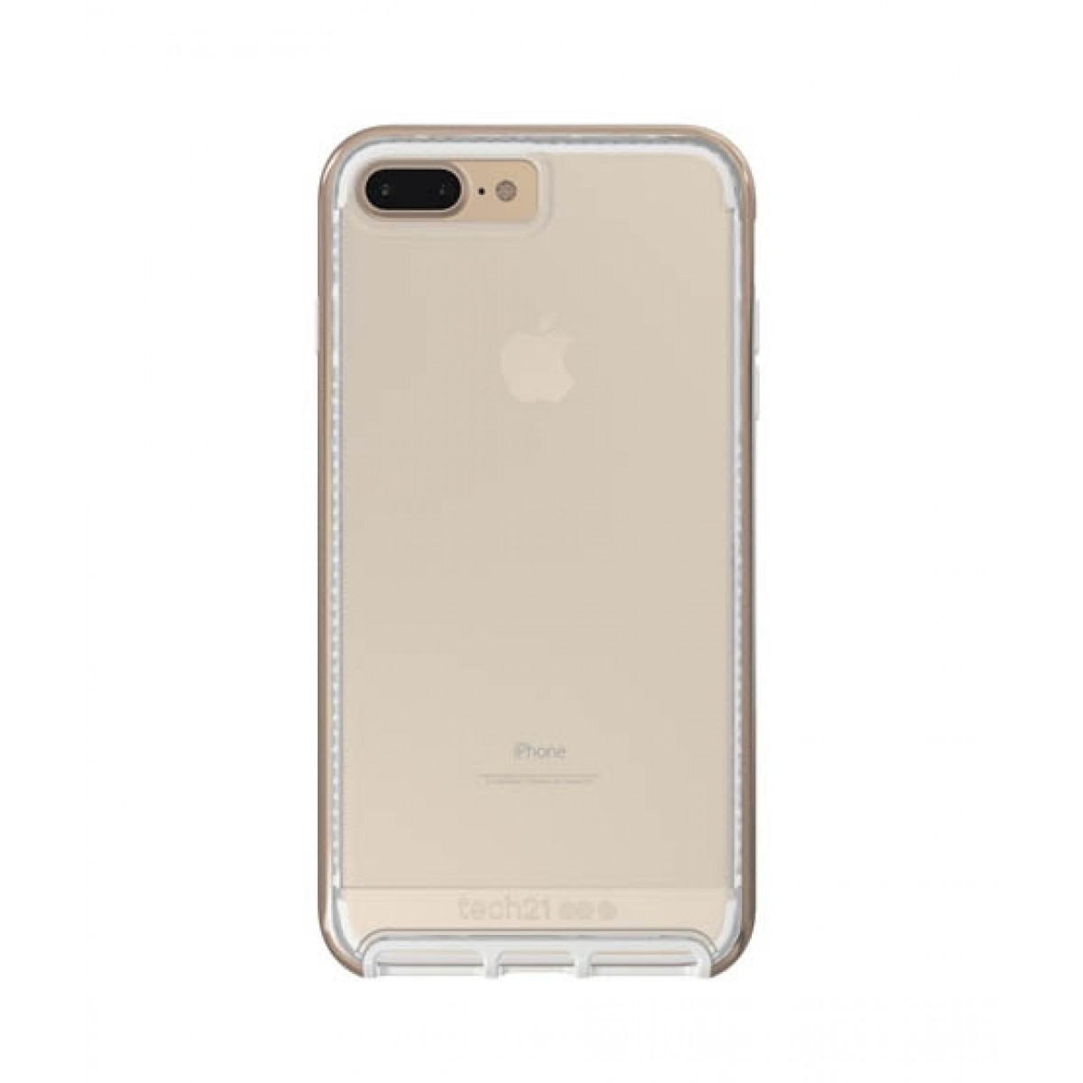 Tech21 Evo Elite Polished Rose Gold Case For iPhone 8 Plus