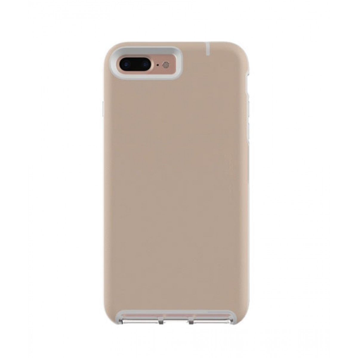 low priced e39c6 d354f Tech21 Evo Go Light Tan Case For iPhone 8 Plus