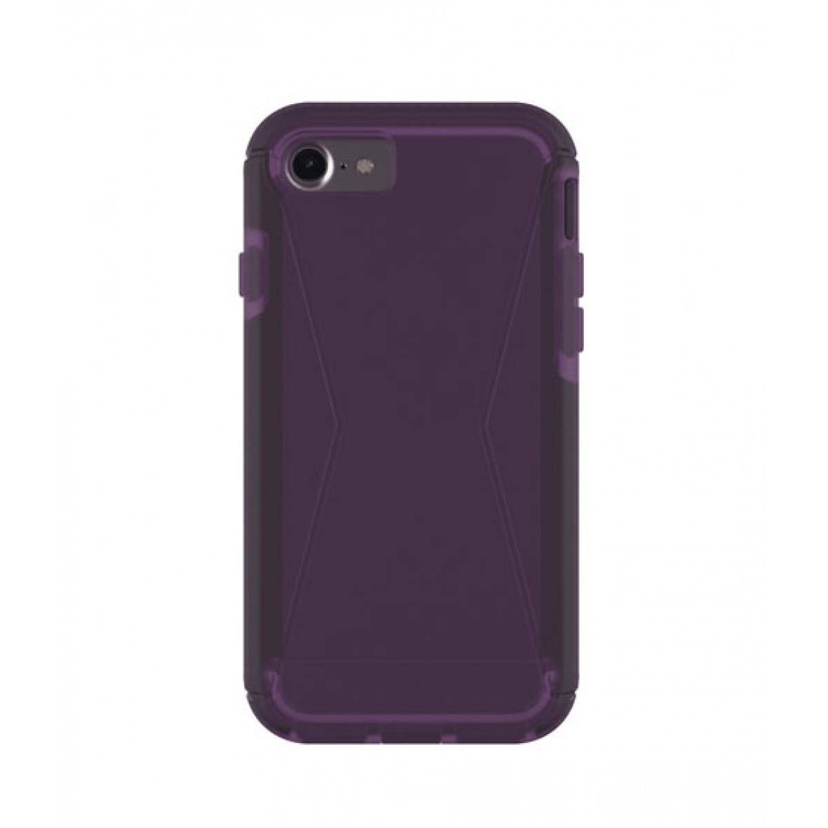 buy online 678e7 98fee Tech21 Evo Tactical Extreme Edition Violet Case For iPhone 8