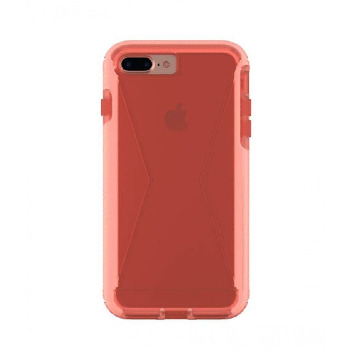 reputable site 152d2 7a876 Tech21 Evo Tactical Extreme Rose Case For iPhone 8 Plus