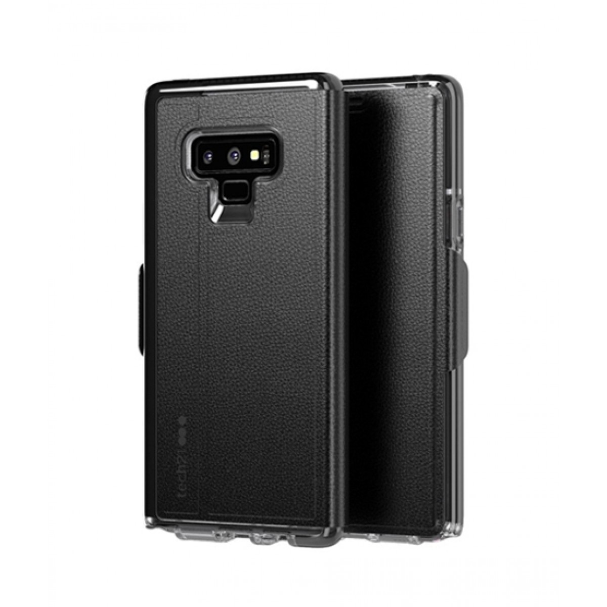online retailer f62dd b4f38 Tech21 Evo Wallet Black Case For Galaxy Note 9