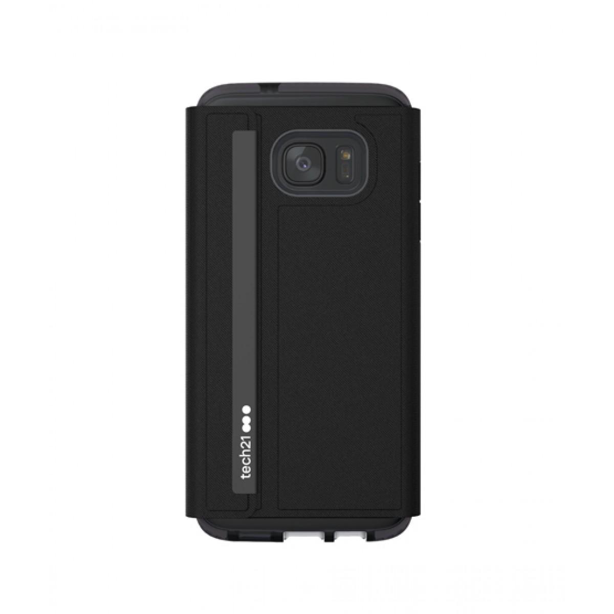 buy online 188f0 0f4d1 Tech21 Evo Wallet Case For Galaxy S7 edge