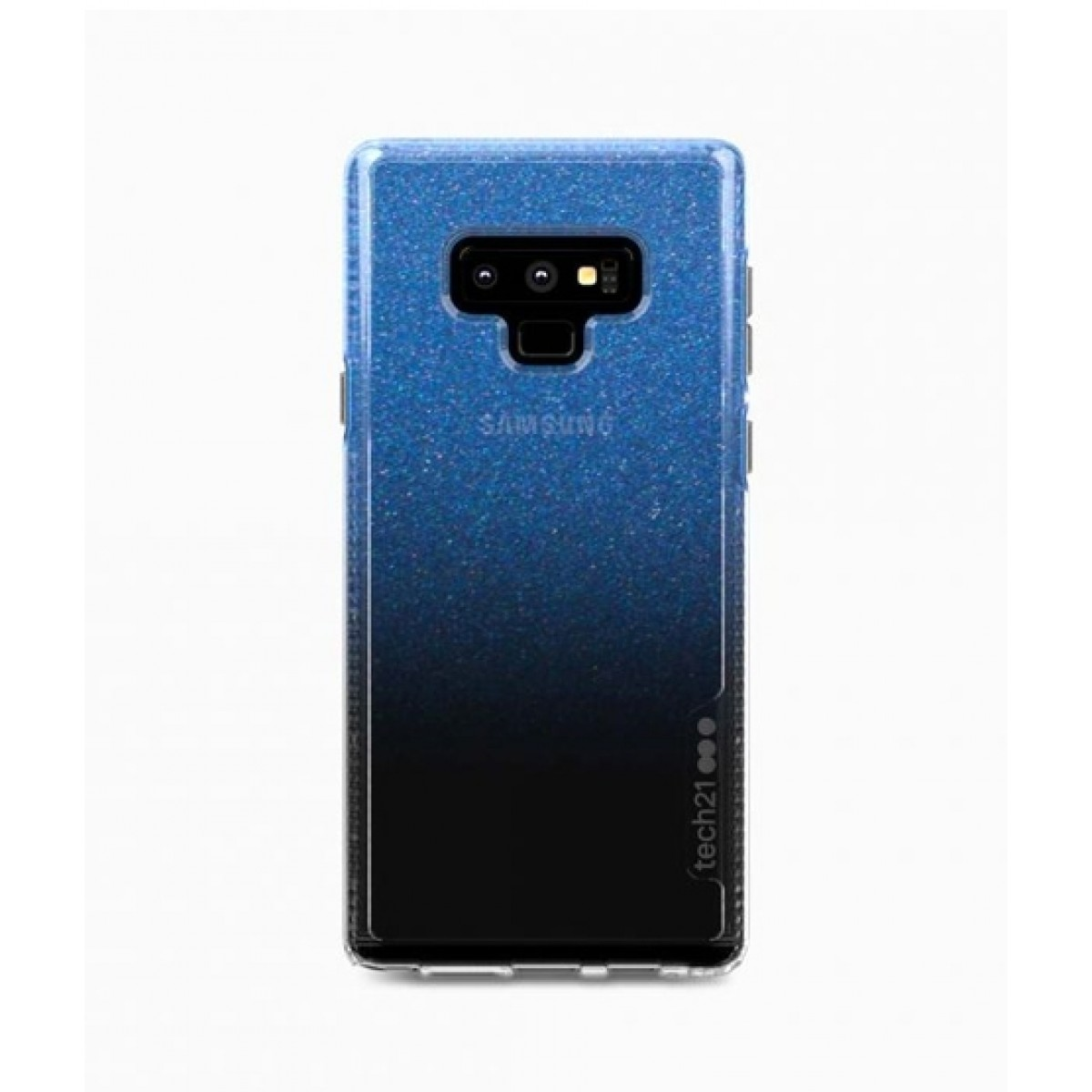 new product 06895 908f0 Tech21 Pure Shimmer Blue Case For Galaxy Note 9