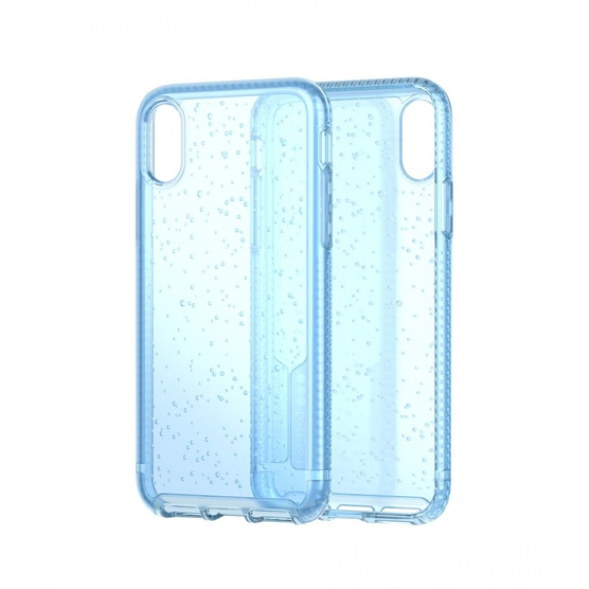 brand new 47c05 f0d85 Tech21 Pure Soda Ice Blue Case For iPhone XR