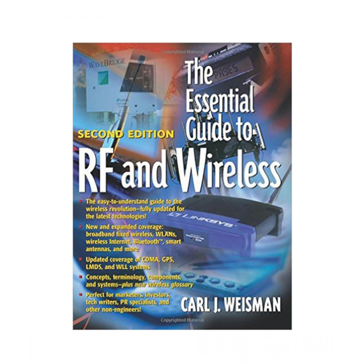 Reviews for The Essential Guide to RF and Wireless Book Available in