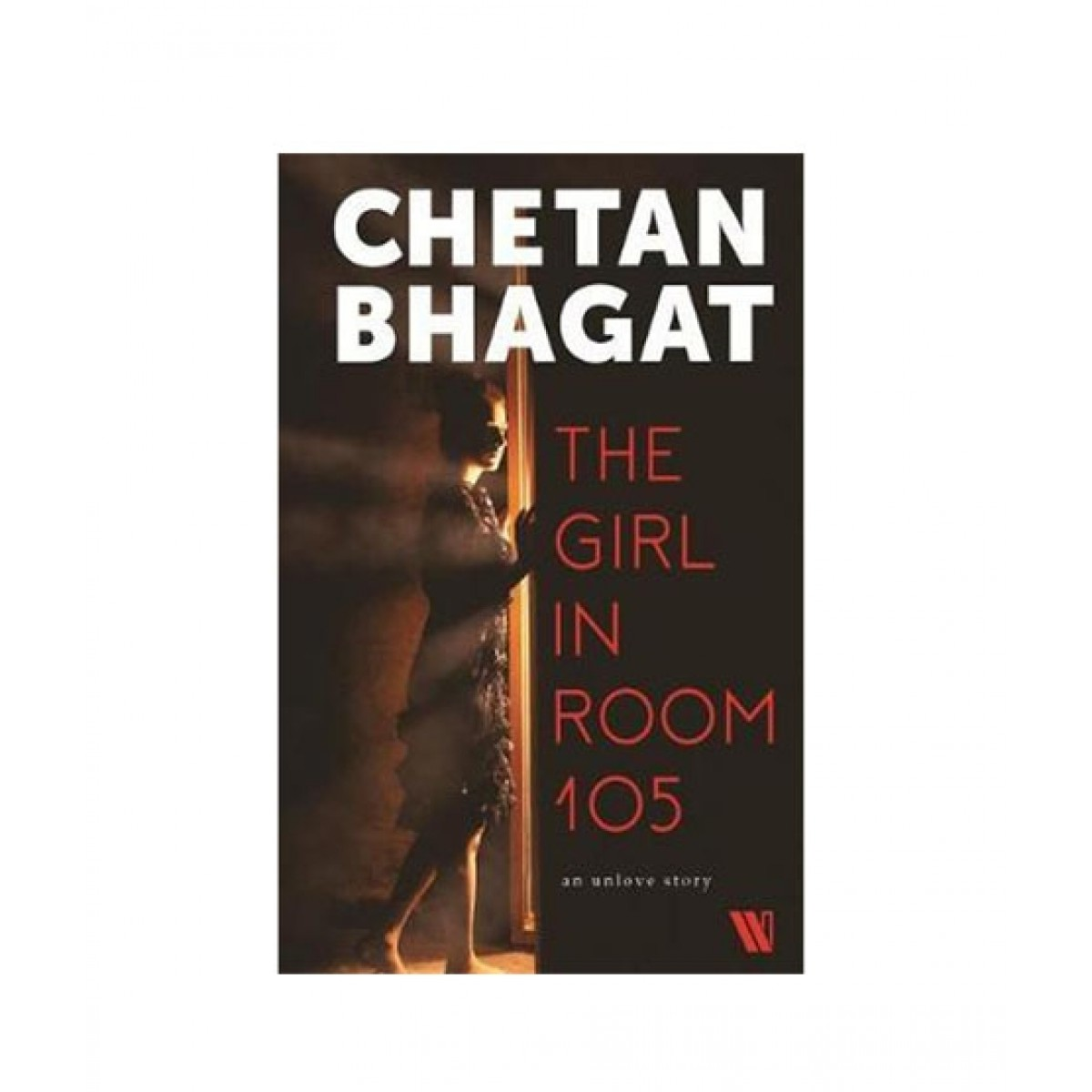 The Girl in Room 105 Book
