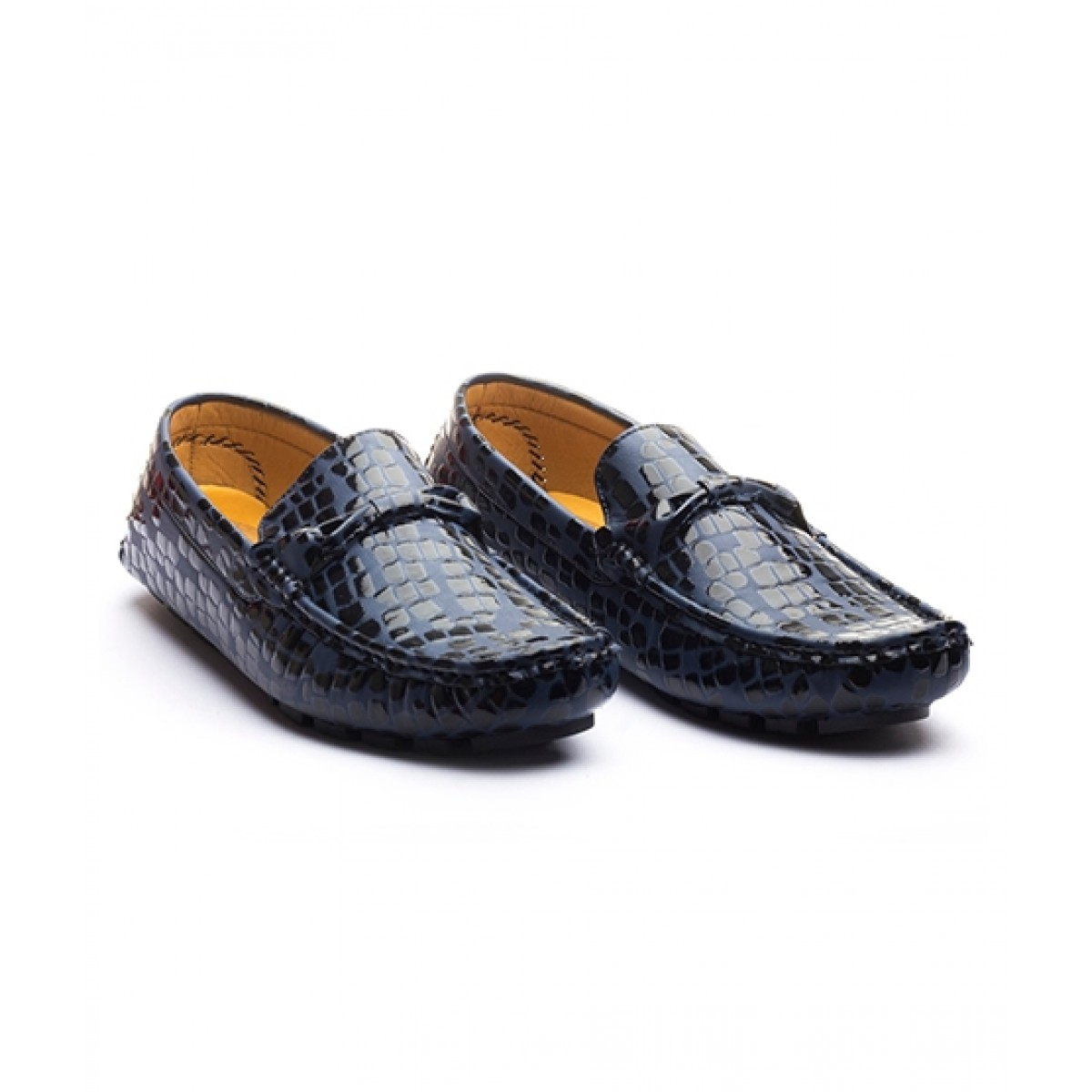 The Smart Shop Leather Loafers For Men (0620)