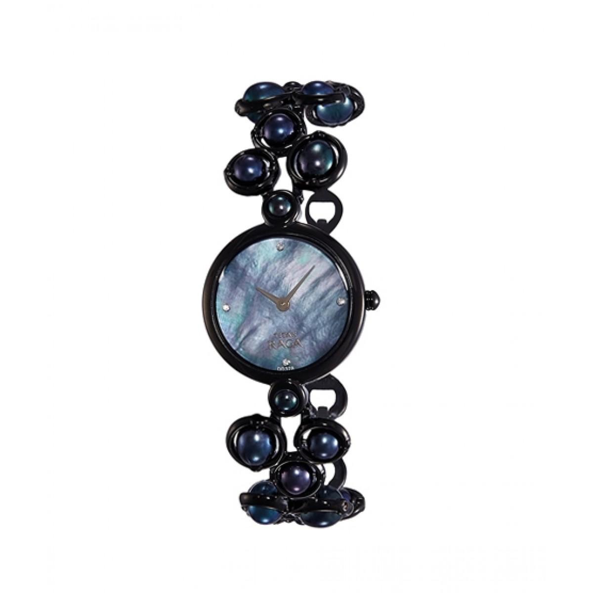 Titan Raga Analog Women's Watch Black (9971NM01)