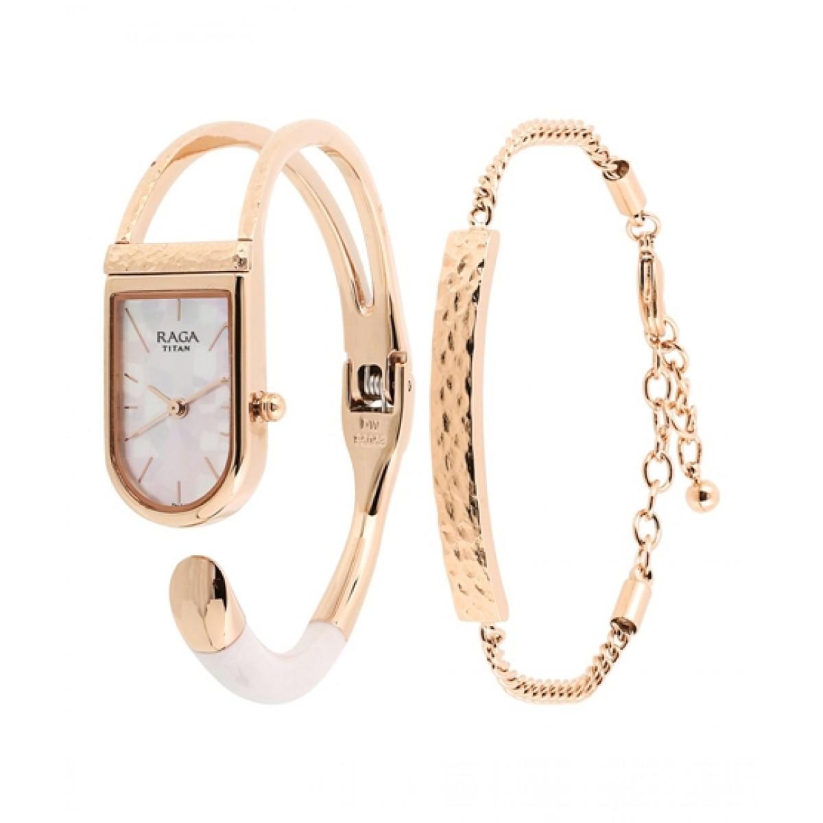 Titan Raga Espana Women S Watch Price In Pakistan Buy Titan Women S Watch Rose Gold 2583wm01 Ishopping Pk