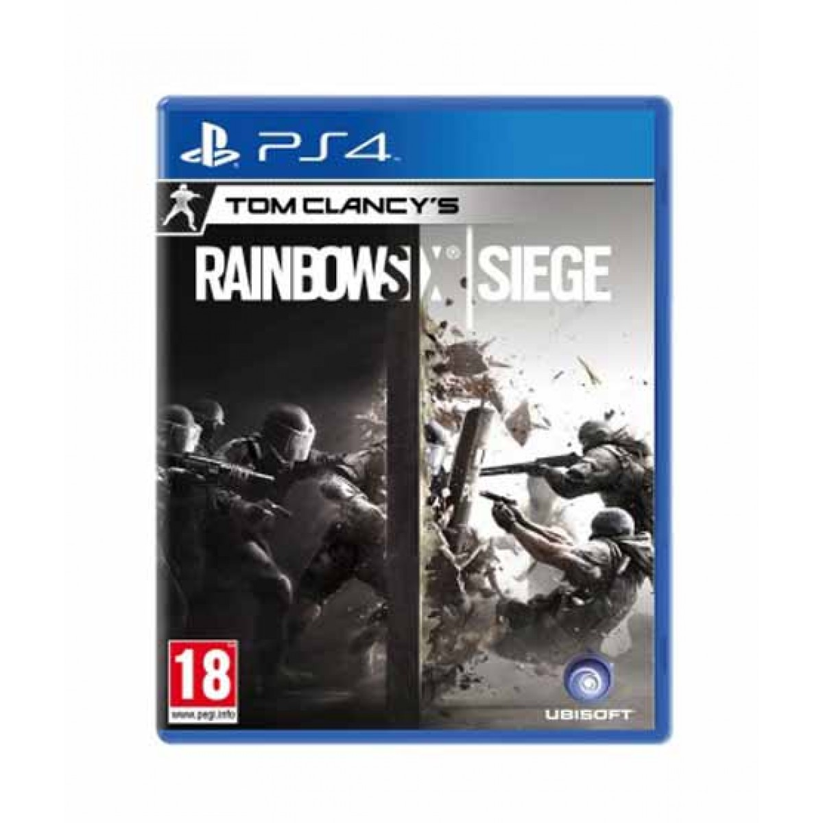 Tom Clancy's Rainbow Six Siege Game For PS4