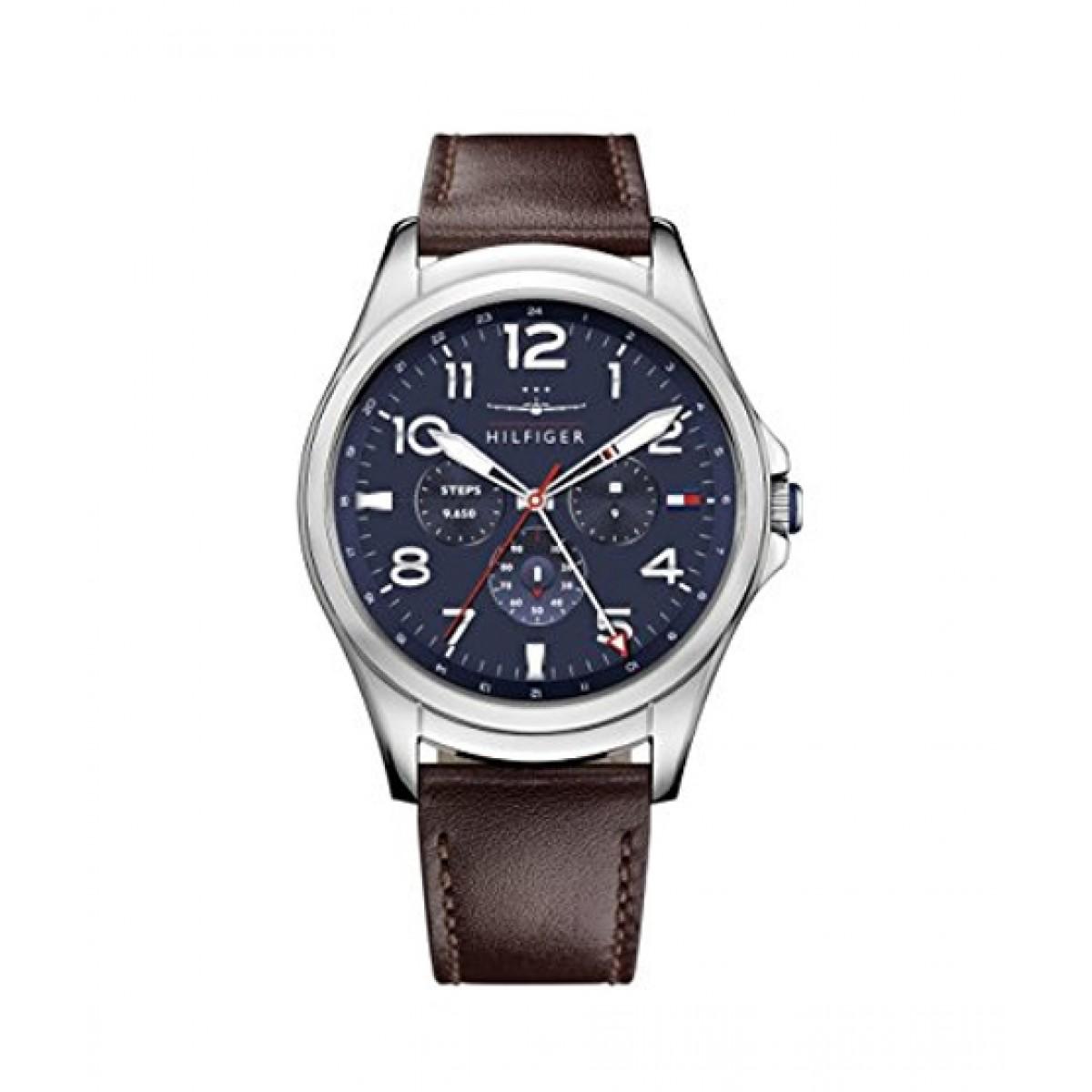 Tommy Hilfiger Men's Smartwatch Brown (1791406)
