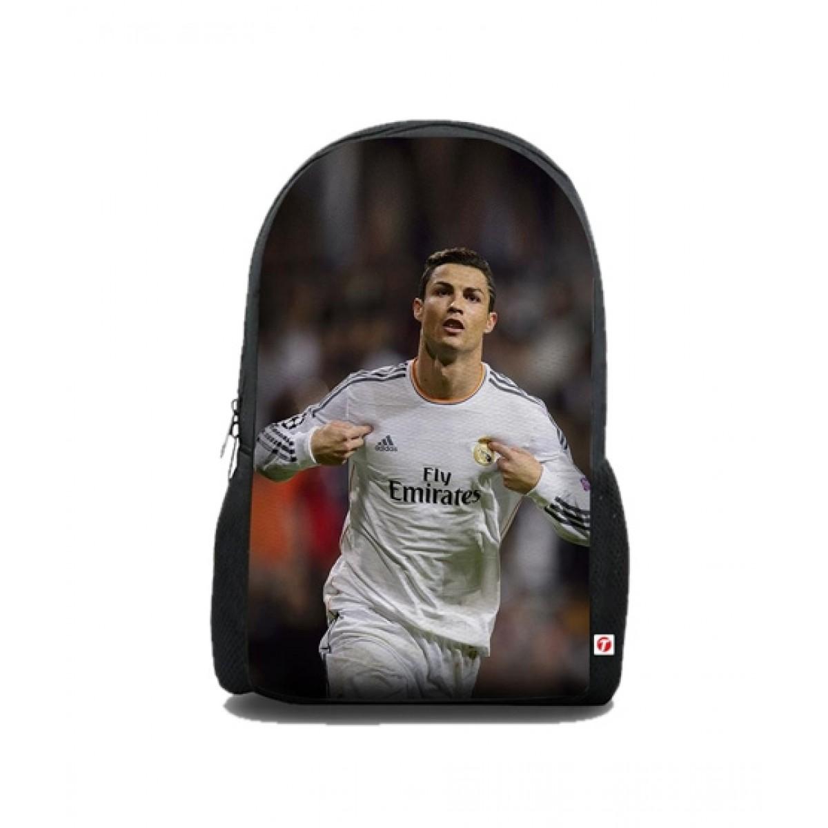 Trackrroblox Buy Trackrroblox At Best Price In Pakistan Traverse Ronaldo Digital Printed Backpack Price In Pakistan Buy Ronaldo Digital Printed Backpack 0140 Ishopping Pk