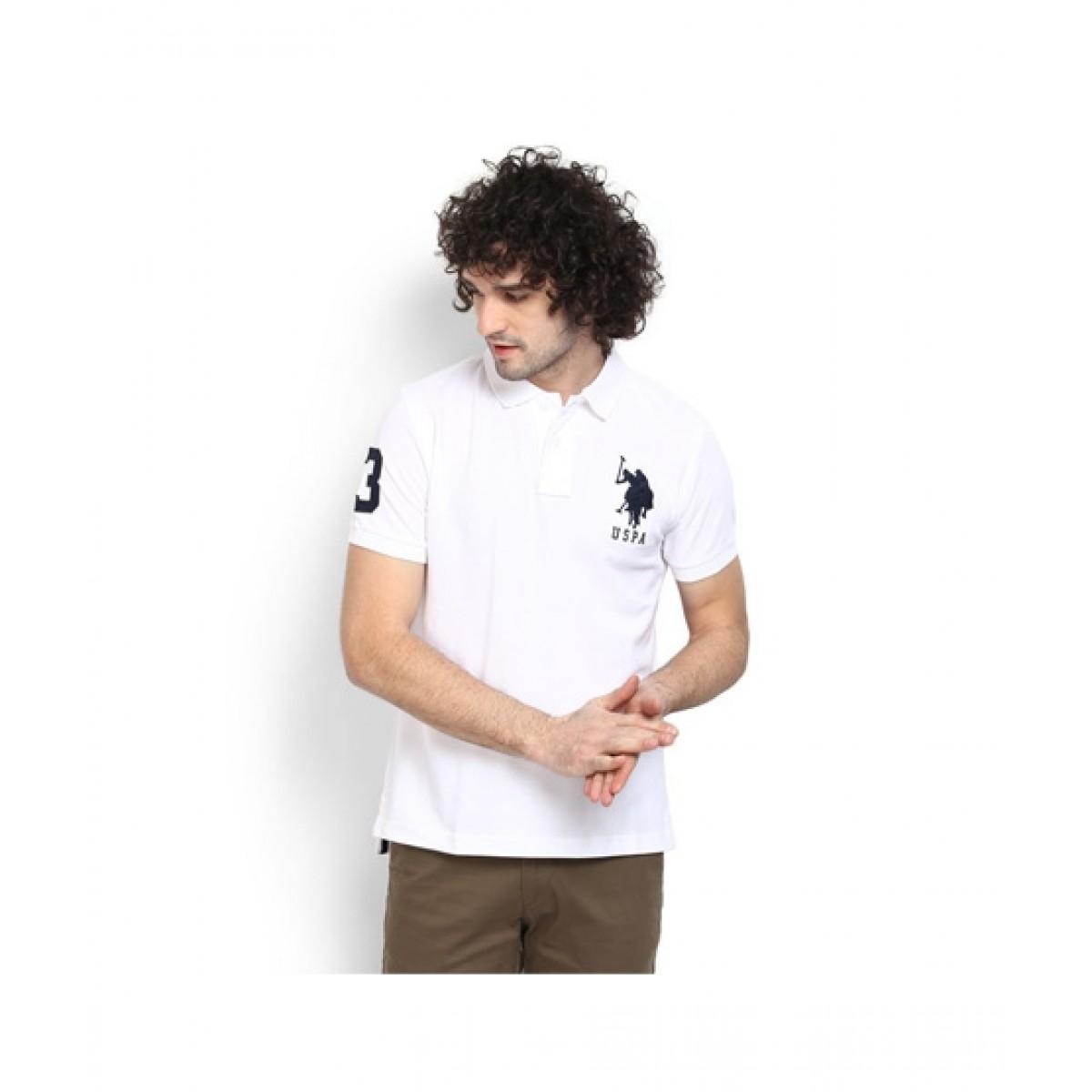 U S Polo Assn Shirt For Men White Price In Pakistan Buy U S Polo