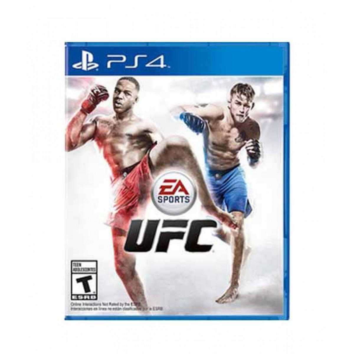 UFC Game For PS4